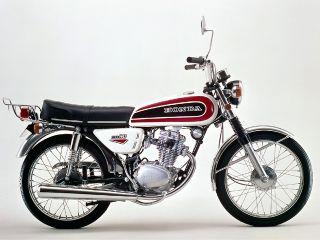 1972年 CB90JX・新登場