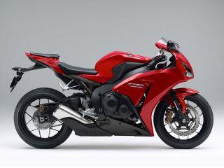 2012年 CBR1000RR ABS・マイナーチェンジ