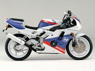 1990年 CBR250RR・カラーチェンジ