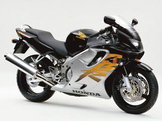 1999年 CBR600F・フルモデルチェンジ