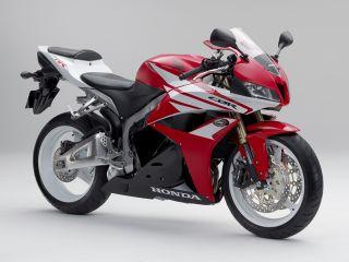 2011年 CBR600RR・カラーチェンジ