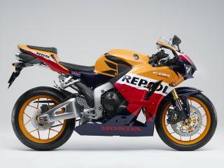 2013年 CBR600RR Special Edition