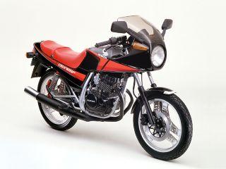 1984年 CBX125F・新登場