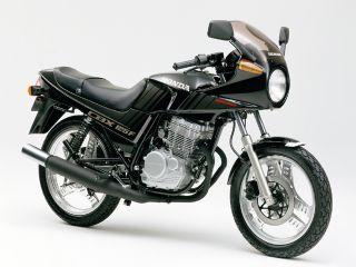 1992年 CBX125F・カラーチェンジ