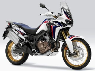 2016年 CRF1000L Africa Twin ABS・新登場
