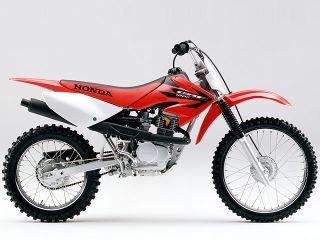 2006年 CRF100F