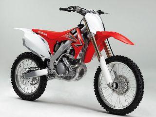 2010年 CRF250R・フルモデルチェンジ