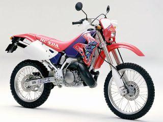 1994年 CRM250R・フルモデルチェンジ