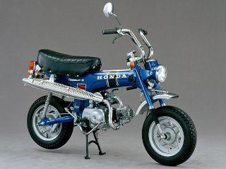 1969年 DAX HONDA ST50 EXPORT・追加