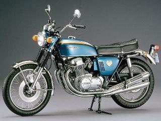 1969年 DREAM CB750 FOUR・新登場