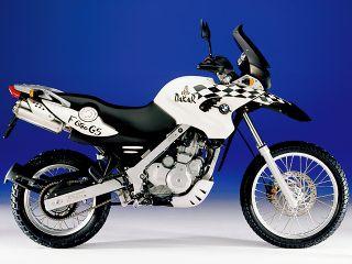 2001年 F650GS Dakar・新登場