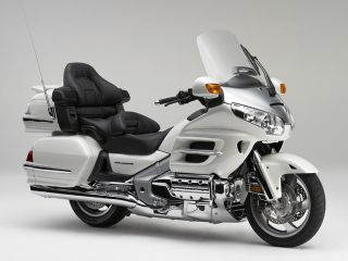 2007年 GOLDWING AIRBAG・新登場