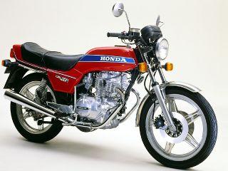 1978年 HAWKⅢ CB400N・新登場