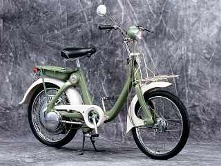1966年 LITTLE HONDA P25・新登場