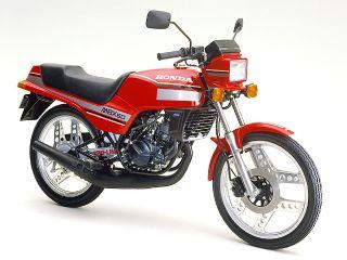 1982年 MBX50・新登場