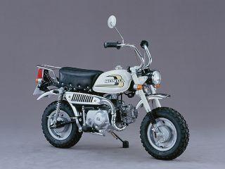 1974年 MONKEY・フルモデルチェンジ