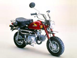 1978年 MONKEY・マイナーチェンジ