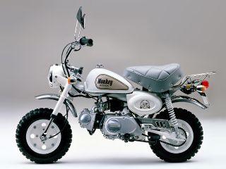 1988年 MONKEY White Special・特別・限定仕様