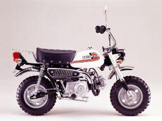 1975年 MONKEY・マイナーチェンジ