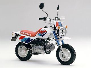1992年 Monkey BAJA・カラーチェンジ