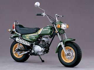 1973年 NAUTY DAX HONDA CY50・新登場