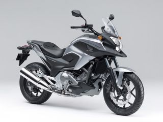 2012年 NC700X Dual Clutch Transmission ABS・追加