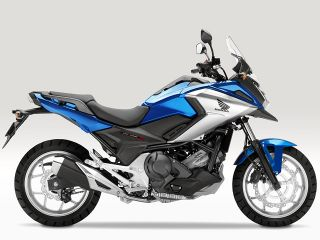 2016年 NC750X Dual Clutch Transmission ABS