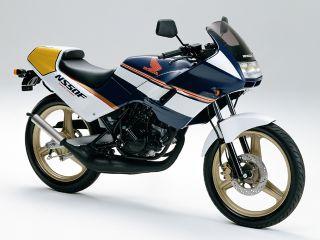 1989年 NS50F ロスマンズカラー仕様・特別・限定仕様