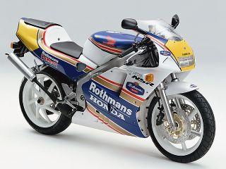 1993年 NSR250R SP・フルモデルチェンジ