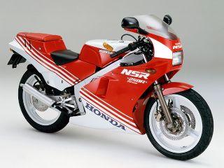1986年 NSR250R・新登場