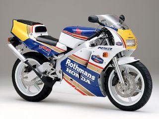 1992年 NSR250R SP・カラーチェンジ