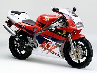 1995年 NSR250R SP・カラーチェンジ
