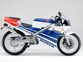 1989年 NSR250R・マイナーチェンジ