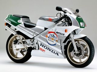 1989年 NSR250R SP・マイナーチェンジ