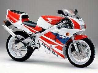 1990年 NSR250R・フルモデルチェンジ