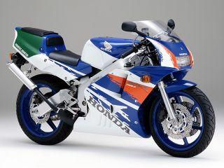 1992年 NSR250R・カラーチェンジ