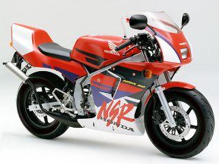 1995年 NSR50・マイナーチェンジ