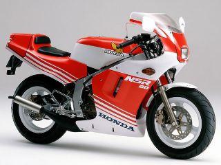 1987年 NSR80・新登場