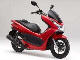 2012年 PCX150・新登場
