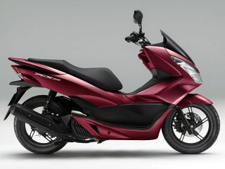 2015年 PCX150・カラーチェンジ