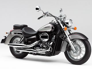2010年 Shadow 750 ABS・追加