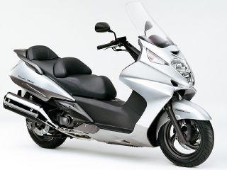 2004年 SILVERWING600 ABS・マイナーチェンジ
