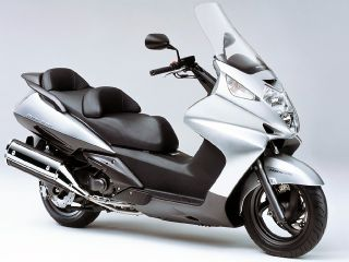 2005年 SILVERWING600 ABS・カラーチェンジ