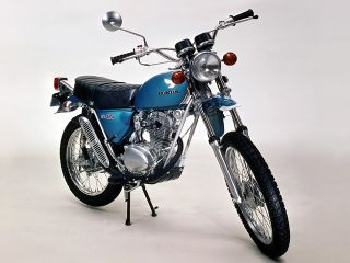 1970年 BENLY SL125S