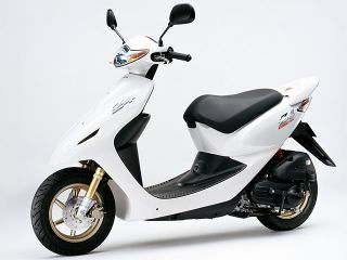 2004年 Smart Dio Z4・フルモデルチェンジ