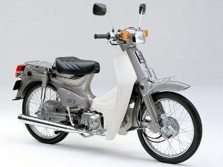 1996年 Super Cub 50 Custom・マイナーチェンジ