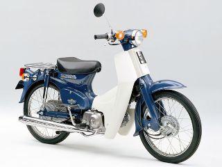 1998年 Super Cub 50 Standard・マイナーチェンジ