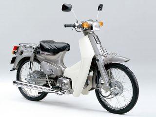 1999年 Super Cub 50 Custom・マイナーチェンジ