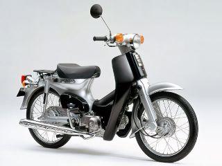 2001年 Super Cub 50 Standard・カラーチェンジ