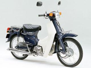2002年 Super Cub 50 Custom・マイナーチェンジ